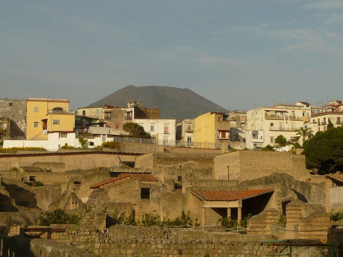 Herculaneum Vesuvius Tour